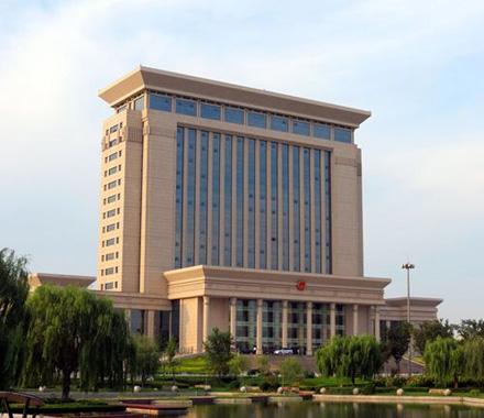 滨州市政大厦